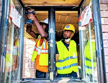 Atlanta Based Construction Firm Sponsors Winning House in Africa's First International Home Building Contest.
