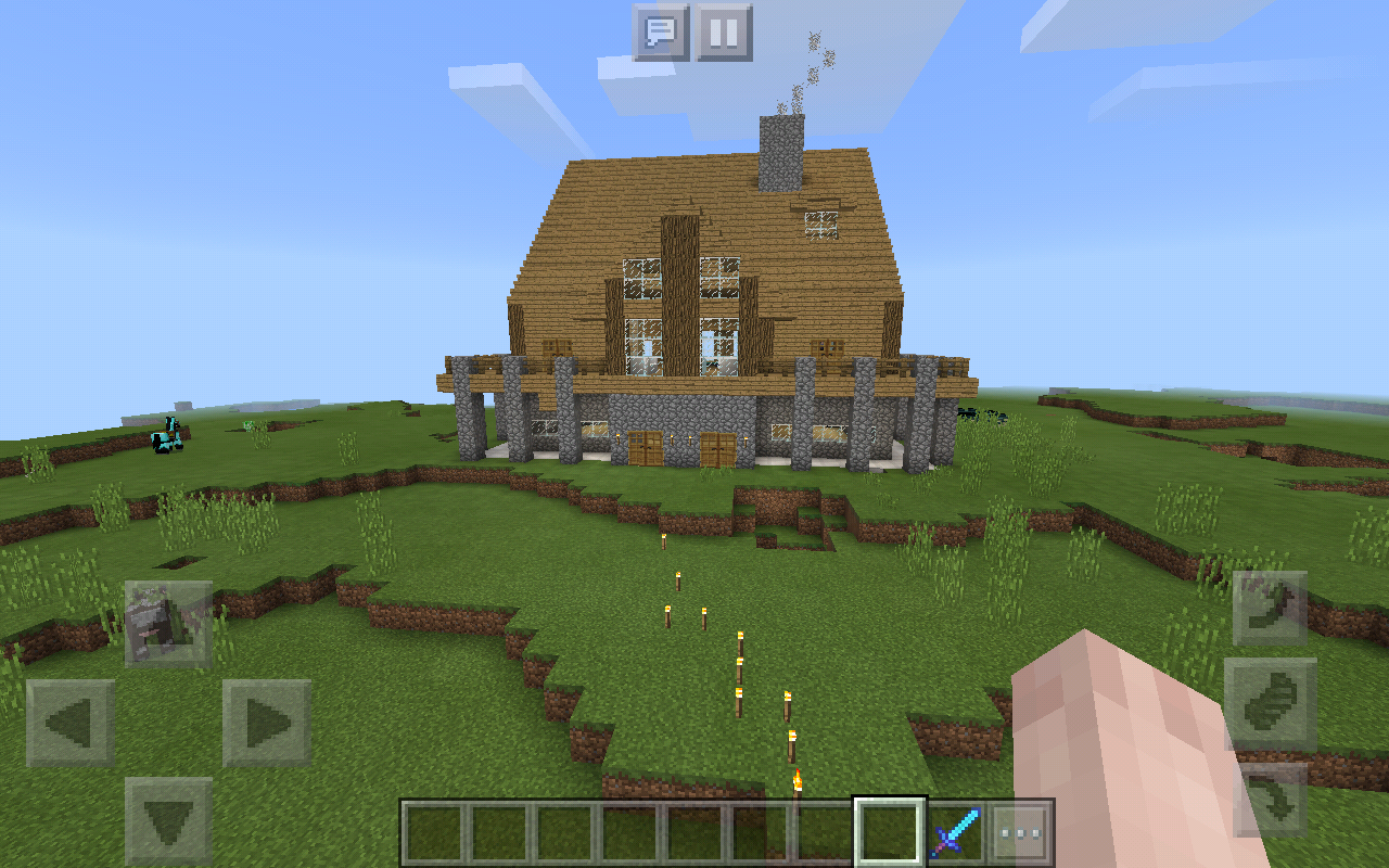 Make your Minecraft design a reality  Freedom Village