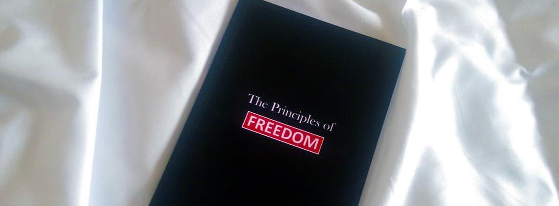 The Principles of Freedom by Faruq Hunter